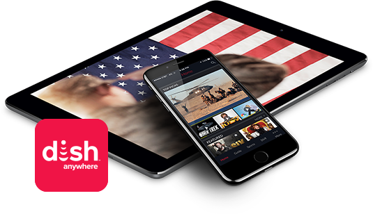 DISH Anywhere from GLOBALSATELLITE in ALEXANDRIA, VA - Virginia - A DISH Authorized Retailer
